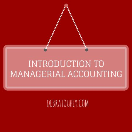 15 best learn basic accounting in 38 minutes fast easy images introduction to managerial accounting fandeluxe Choice Image