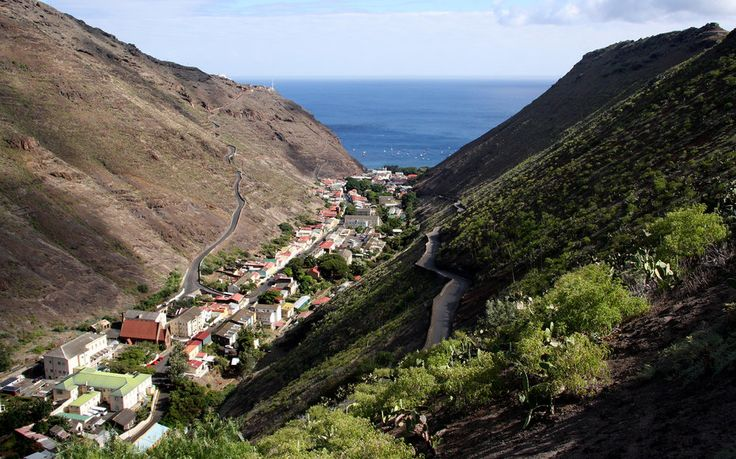 Best Places to Travel in 2016: St. Helena. Not California... But South Africa. Island off of Cape Town.