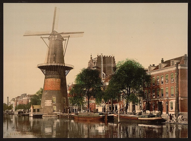 Old Rotterdam (Library of Congress)