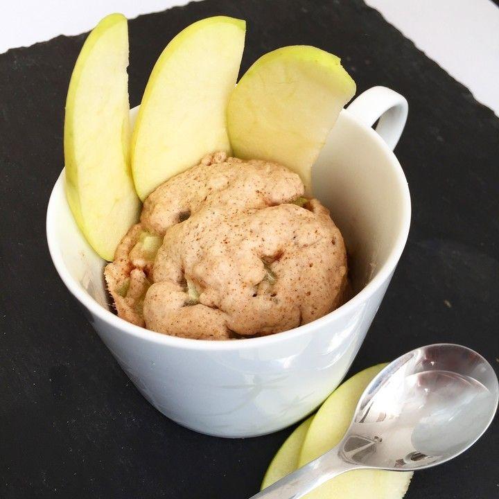 Apfel-Tassenkuchen