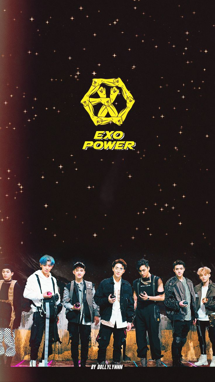 [P/wall] #EXO #TheWar #EXO_POWER #ThePowerofMusic