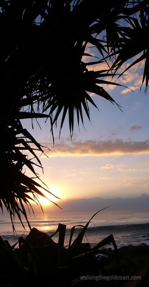 #Sunrise #Burleigh Heads