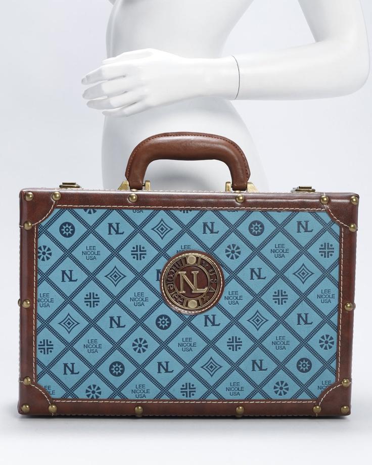 Nicole Lee Adela Large Signature Briefcase
