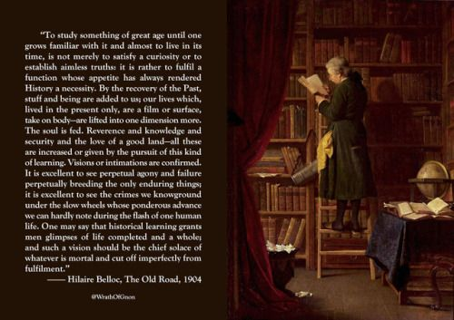 Hilaire Belloc, The Old Road, 1904