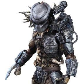 [Predator: Play Arts Kai Action Figure: Predator (Product Image)]