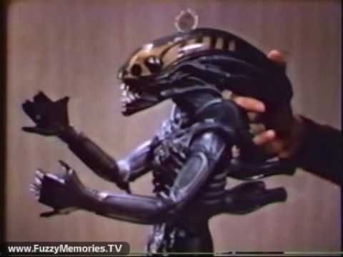 1979 ALIEN  Kenner released this action figure in 1979 much to the dismay of parents everywhere....except mine. Lucky enough to get one for Christmas 79, thanks Dad!