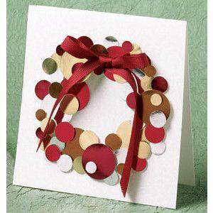 36 Easy Handmade Christmas Card Ideas » Curbly | DIY Design ...