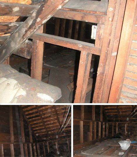 creepy hidden room in house - Google Search | secret ...
