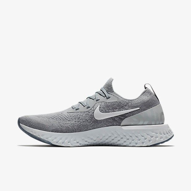 AQ0067-002 Nike Epic React Flyknit Wolf Grey Release des Nike Epic React  Flyknit Wolf