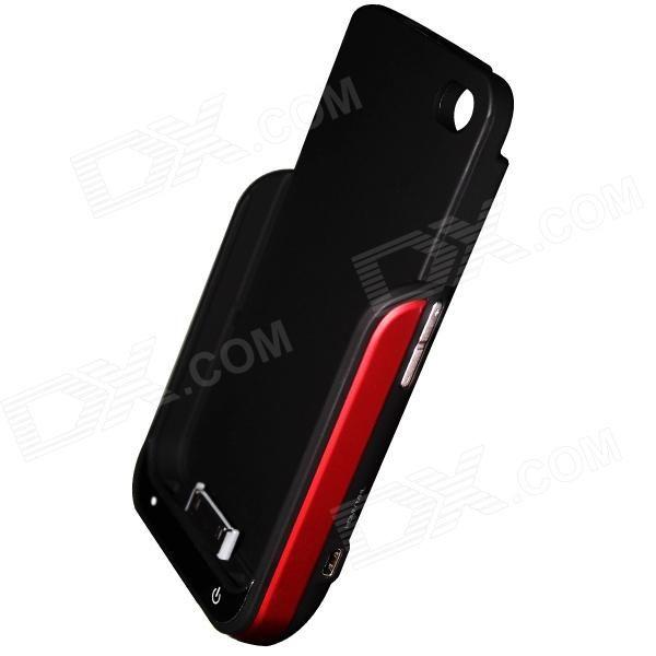 181€ Projektor pre 4S RuiQ HD Projector Back Case w/ HDMI / MHL for Iphone4 / 4S / HTC / Samsung - Black