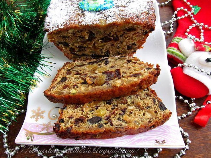 Постигая искусство кулинарии... : Английский Рождественский кекс (English Christmas cake)