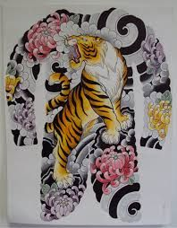 「japanese tattoo body suit drawing」の画像検索結果