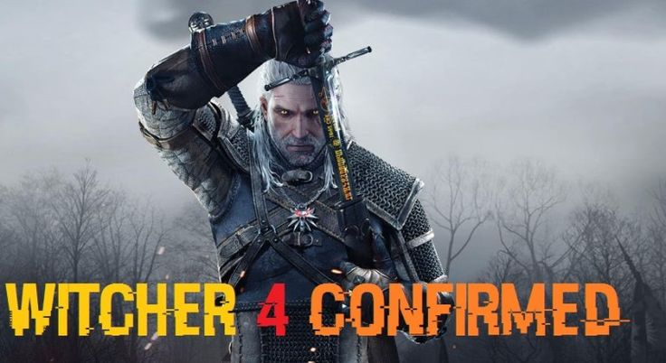 Witcher 4 Confirmed