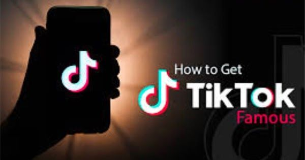 How Do You Get Tiktok Famous How To Get Famous How To Be Famous Social Media Success