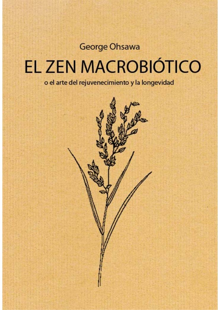 Libro de introducción a la macrobiótica