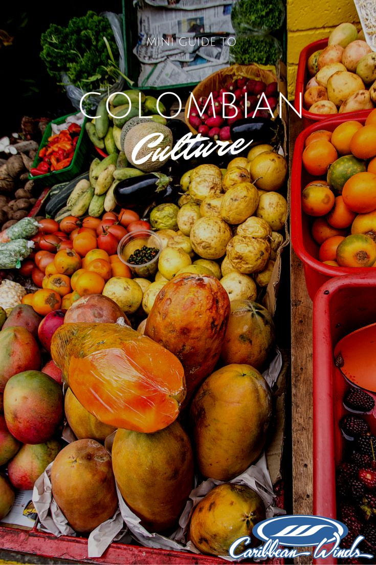 Our mini guide to the food and music of Colombia