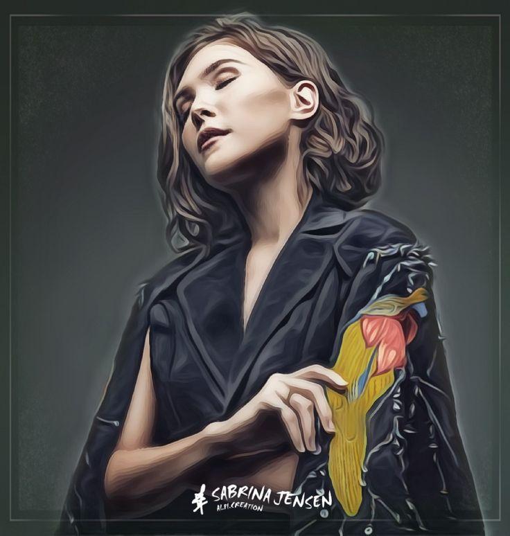 Sabrina Jensen Digital Art