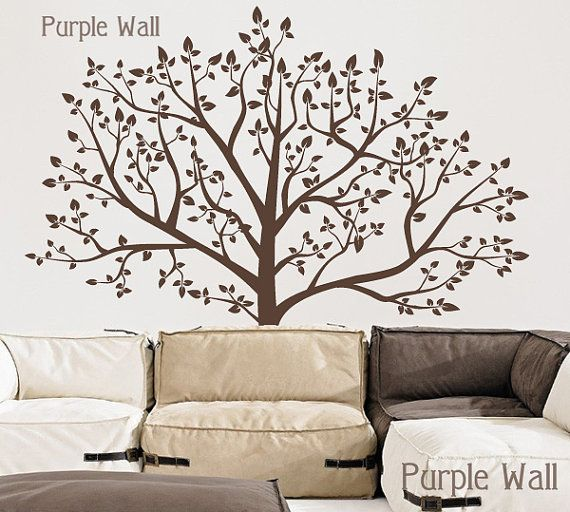 Best Wall Stickers Images On Pinterest Tree Wall Decals Wall - Wall decals hallway