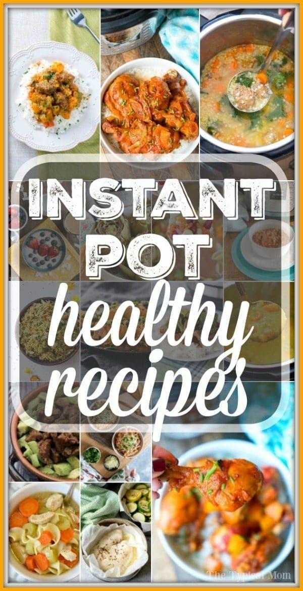 Healthy Pressure Cooker Recipes You Ll Actually Love Pressure Cooker Recipes Healthy Healthy Instant Pot Recipes Pressure Cooker Recipes