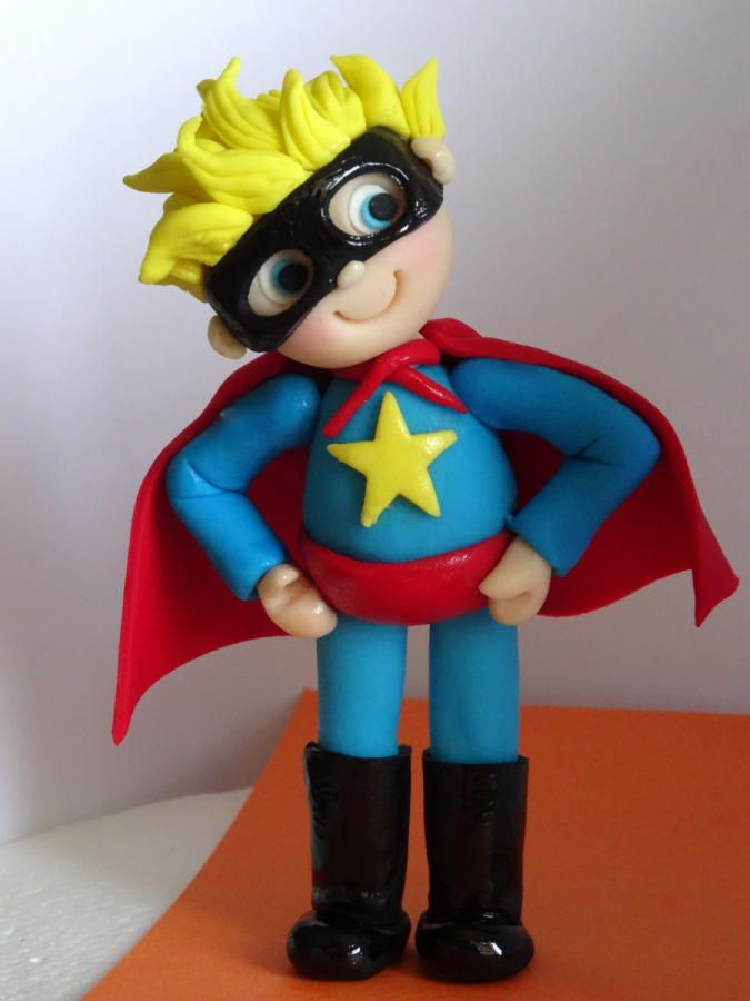 www.cakecoachonline.com - sharing...Little Super Hero Magical Cakes