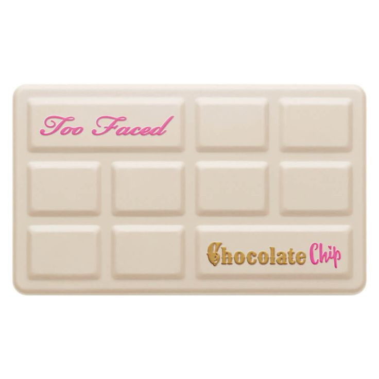 Too Faced - WHITE CHOC CHIP PALETTE