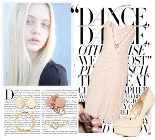 """Pastel Princess"" by arnia-jasmine ❤ liked on Polyvore"