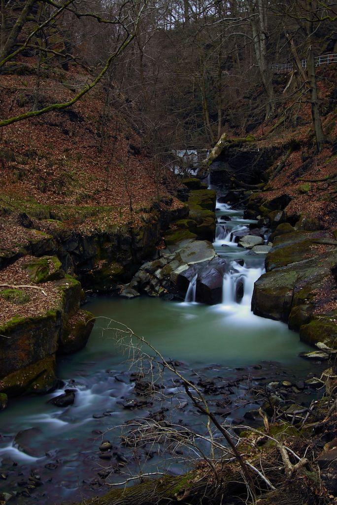 natuur | watervalletje | rust