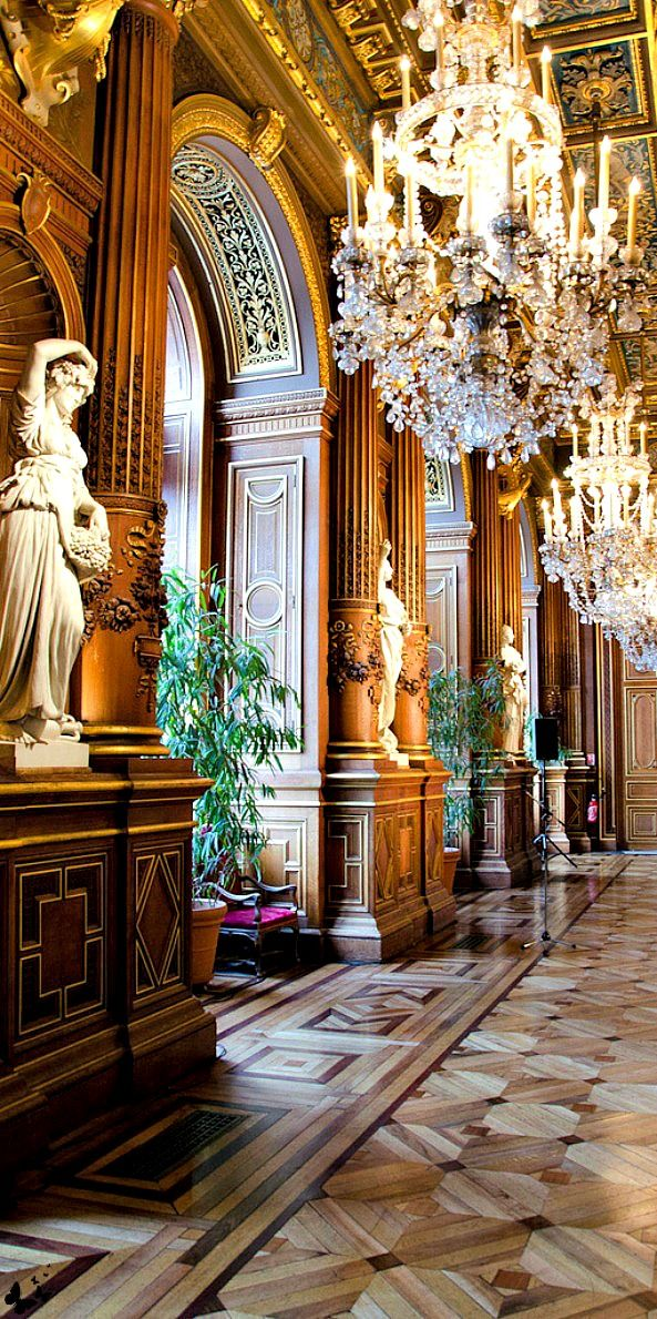 L'Hôtel de Ville de Paris:
