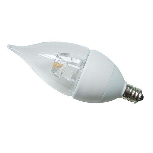 Eboka Candle LED 4.8W 300LM 3000K Dimmable Led Bulb