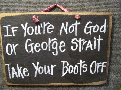 Amen!!!! King George, you are welcome at my house anytime