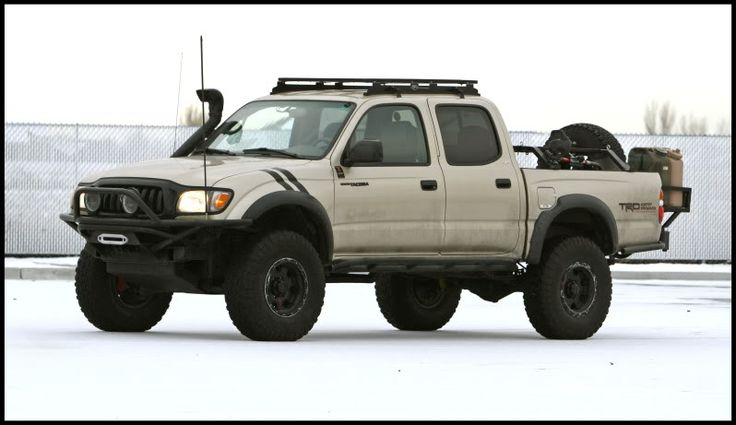 roof rack - Page 2 - Tacoma World Forums
