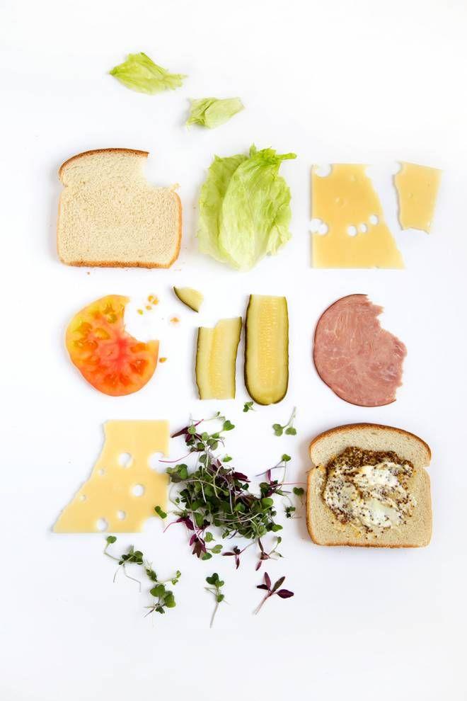 サンドイッチ?
