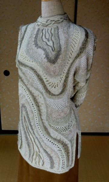 43 best images about Freeform Knitting & Crochet on Pinterest Stitches,...