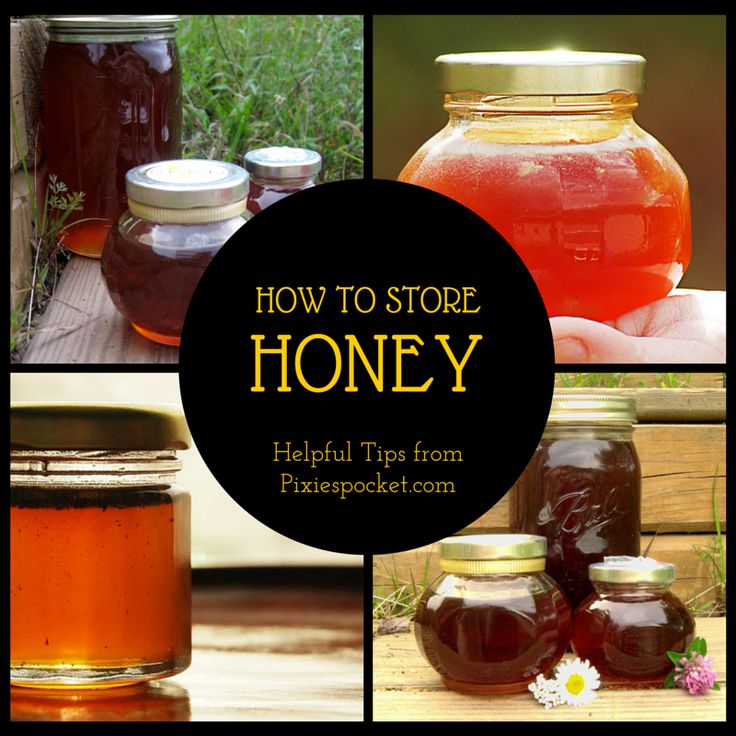 Are you curious about how to store honey, or what to do if your honey crystallizes? Pixie's Pocket is here to help answer your questions about honey storage.