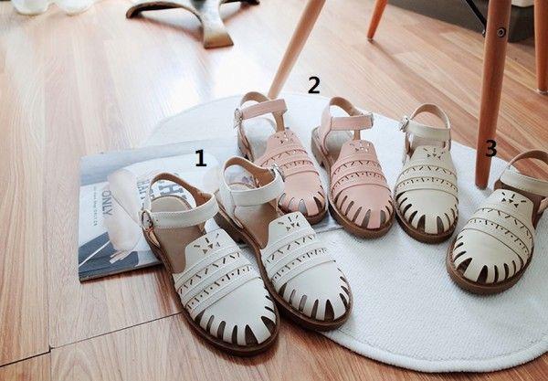 Kleine Maat Roman Designer Sandalen Met Lage Hak - Kleine maat damesschoenen laarzen pumps hakken 30 31 32 33 34 35 36 37 38 39 kleine maat schoenen