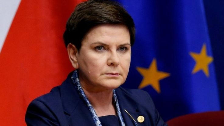 """Poland court reforms: PM Beata Szydlo vows to fight for change https://tmbw.news/poland-court-reforms-pm-beata-szydlo-vows-to-fight-for-change  Poland's Prime Minister Beata Szydlo has vowed to press on with judicial reforms, saying the government would not """"yield to pressure from the street and from abroad"""".On Monday, President Andrzej Duda had vetoed a controversial law to replace Supreme Court judges with government nominees.It came after thousands took to the streets across Poland in…"""
