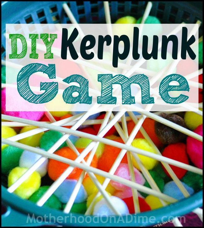 Best 25+ Kerplunk Game Ideas On Pinterest