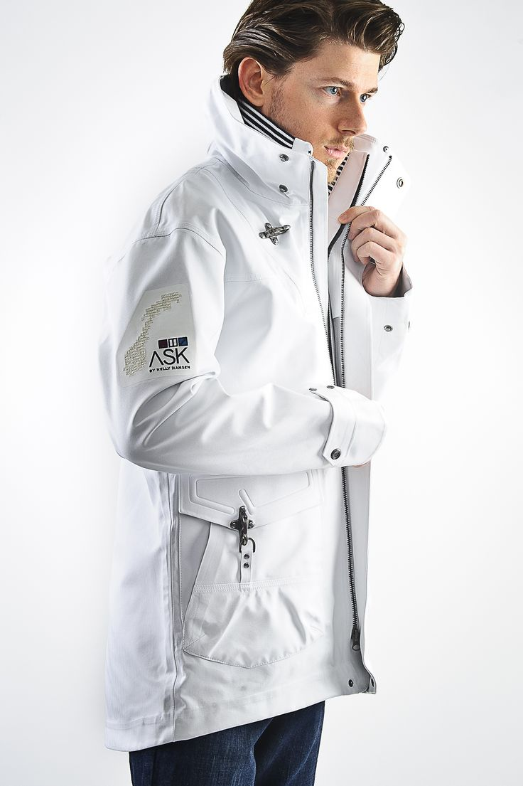 Helly Hansen Ask CIS Sailing Jacket