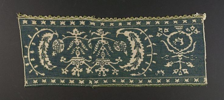 Embroidery Band  Textile  Greek  Harvard Art Museums/Fogg Museum, Gift of Charles Bain Hoyt  , 1927.285