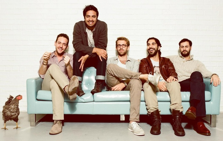 "Young the Giant have release the music video for ""Apartment"" below."