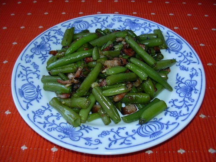 Fazolky na slanině :: Domací kuchařka - vyzkoušené recepty