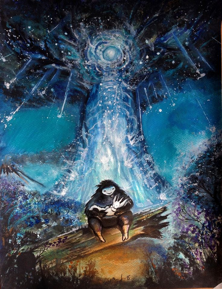 Ori And The Blind Forest fan art by Susuria on @DeviantArt