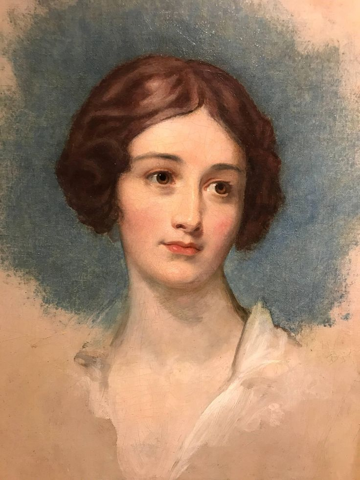 Portrait of Miss Martindale by Sir Thomas Lawrence (1769-1830)