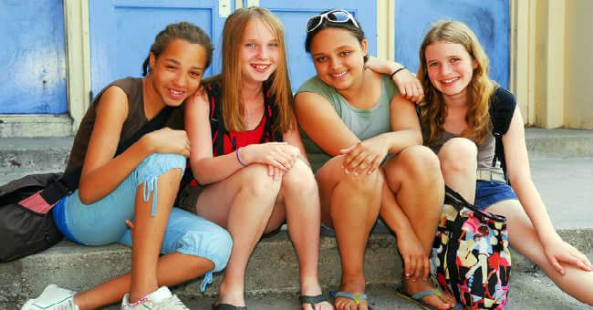 These 10 things middle school girls need to know about friendships are lessons we all need to learn early on in life.