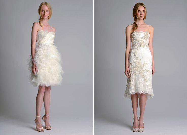7 besten Wedding Dresses- Machesa Bilder auf Pinterest | Marchesa ...