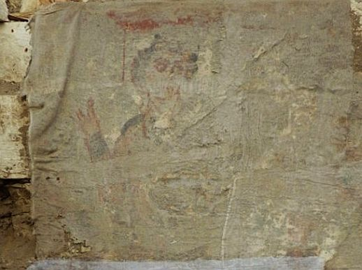Oldest Painting of Jesus Christ (6th Century) discovered ...