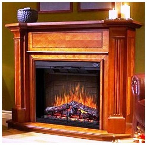 wood surround fireplace pictures | Wood Fireplace Surrounds | Home Design Ideas