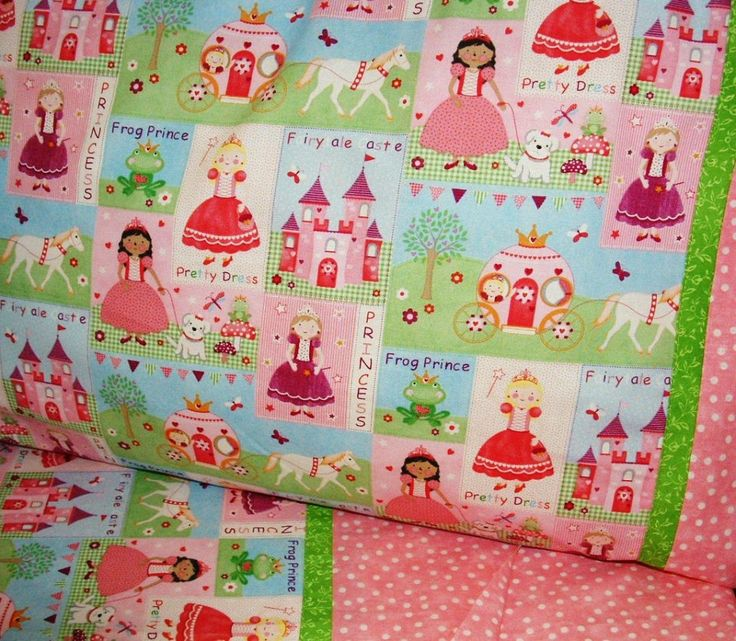items similar to fairytale princess toddler sheet set crib sheet set toddler girl princess bedding custom on etsy