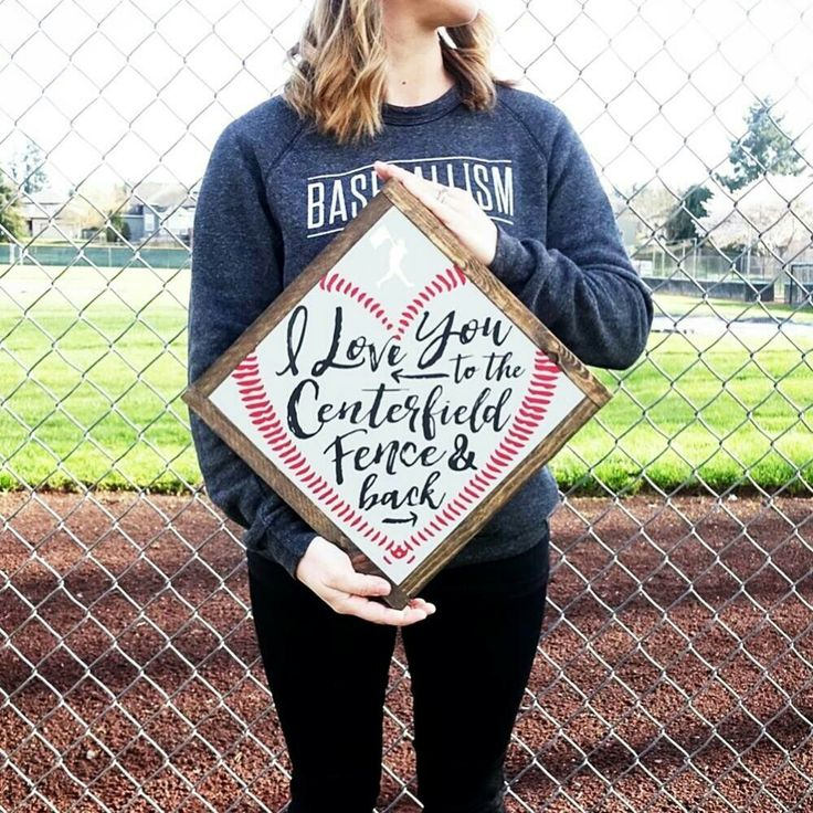 Download I love you to the center field fence and back! | Baseball ...
