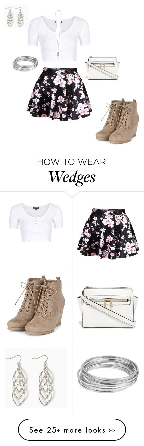 """Untitled #476"" by summerloveforever335 on Polyvore featuring Topshop, Worthington and Ann Demeulemeester"